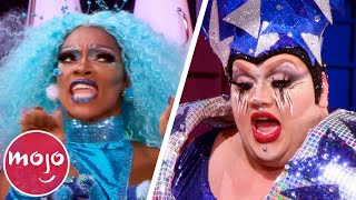 Top 10 RuPaul's Drag Race Rivalries