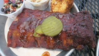 Nashville Tennessee BBQ & My First Home