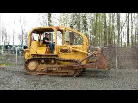 International Dresser Td15c Crawler Tractor Dozer 123 Bidadoo You