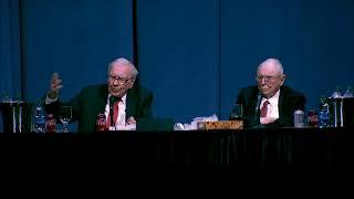 Warren Buffett & Ajit Jain On Insurance Underwriting At Berkshire Hathaway