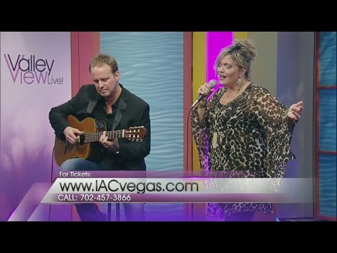 Elisa Fiorillo performs on Valley View Live!