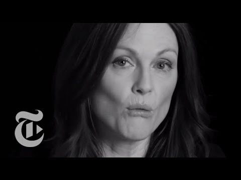 Julianne Moore Interview | Screen Test | The New York Times