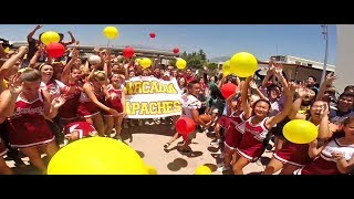 Arcadia High School Lip Dub 2014