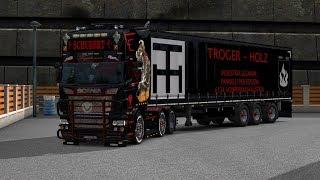 【Euro Truck Simulator 2】 TruckersMP