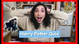 Έκανα ό,τι τεστ Harry Potter υπάρχει !    Dodo