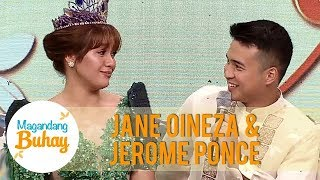 Did Jerome and Jane have a past relationship? | Magandang Buhay