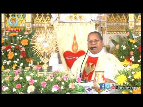 Sacred Heart Basilica_Puducherry 02-09-2017_Morning Mass