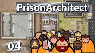 Gar nicht doof: Mehr Krams aufm Hof ► Prison Architect S2 #4