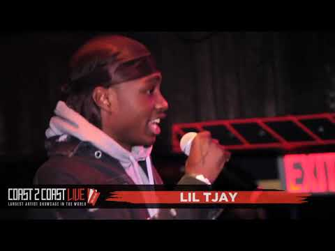 Lil tjay Performs at Coast 2 Coast LIVE | NYC All Ages Edition 3/10/18 - 1st Place