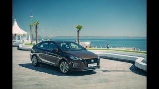 Hyundai IONIQ hybrid автотема