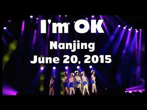 "T-ARA ""I'm Okay"" Live Best Version Ever Nanjing 150620"