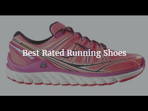 Top 5 Best Rated Running Shoes 2017 - YouTube