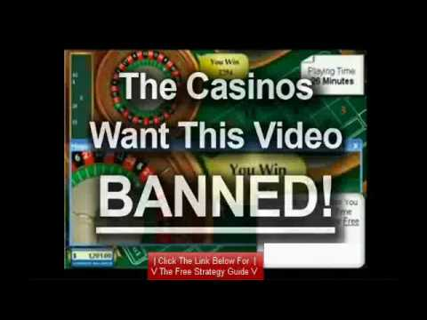 Video Online roulette trick real