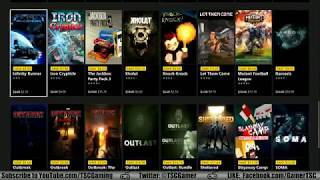 Xbox Games Store Indie Horror Game Sale, Deals with Gold