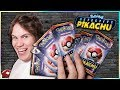 Opening 13 Detective Pikachu Booster Packs!