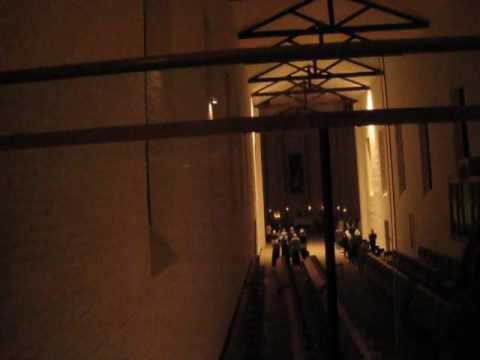 Gethsemani Monks- Trappist Monks of the Abbey of Gethsemani singing the Compline