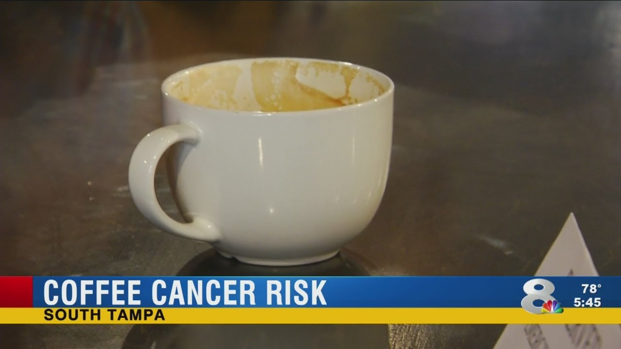 Tampa coffee shop owner not overly concerned about ruling on cancer warnings