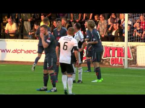 League Cup Group E: Ayr United v Clyde