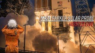 Watch NASA send a probe to the sun!