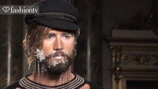 Vivienne Westwood Men - Designer at Work Fall 2012 ft Francisco Lachowski | FashionTV FMEN