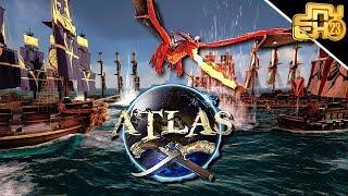 ARK 2 - ATLAS - EVERYTHING WE KNOW SO FAR! (ATLAS GAMEPLAY REVEAL)