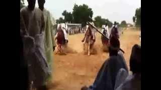 HORSE RACING & DURBAR: EID EL FITR AT TIKAU EMIRATE, YOBE, NIGERIA, 2011 IMG 1144