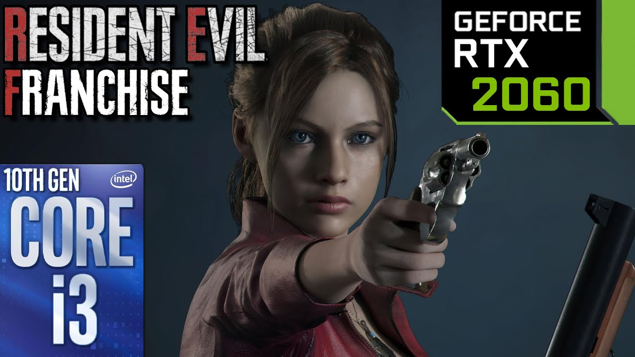 Resident Evil Franchise on RTX 2060 - Complete Benchmark Tests!