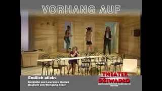 Endlich allein - Komödie feiert in Bautzen Premiere