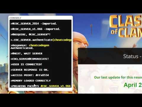 [Hack] Castle Clash 1.2.48