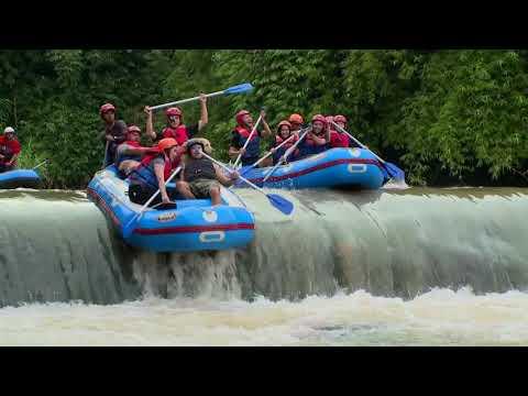 Rafting Crv Bogor With Trans Tv Mtma Youtube