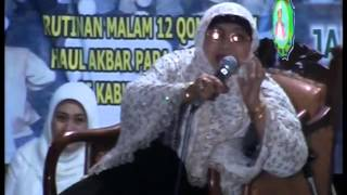 TAMAN SHOLAYA NKRI bersama IBU NYAI HJ SITI ASIA (Almarhumah) DAN ISHARI 27092012