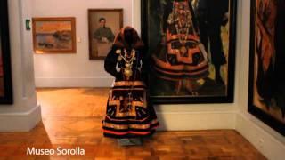 Traje Regional - Museos: Visiones de España (esp)