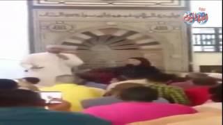 روسية تشهر اسلامها عقب صلاة التهجد بمسجد بالغردقة