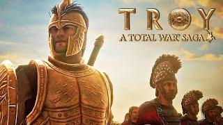 Легендарная Одиссея - Total War Saga: TROY #01