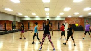 #zumbadare Dare (La La La) w/ Nargis full version! Thumbnail
