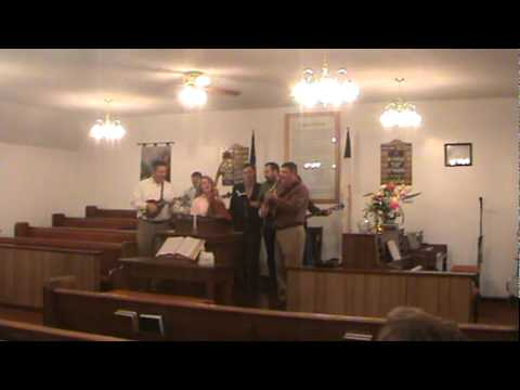 The Old Country Church - Bluegrass Gospel - Clawhammer Banjo
