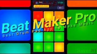 Beat Maker Pro - Best Drum Pad App to Make Music screenshot 2