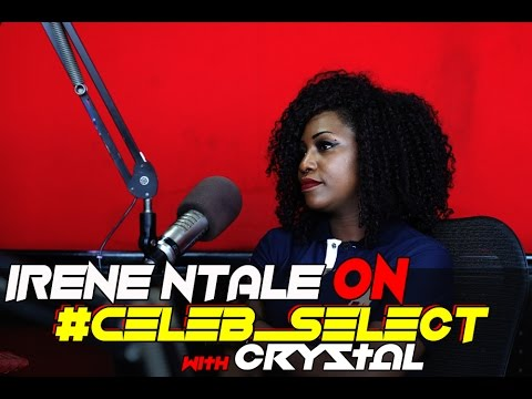 IRENE NTALE ON CELEB SELECT WITH CRYSTAL [20th AUGUST 2016]