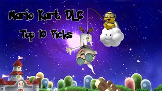 Top Ten New Racer picks for upcoming Mario Kart 8 DLC