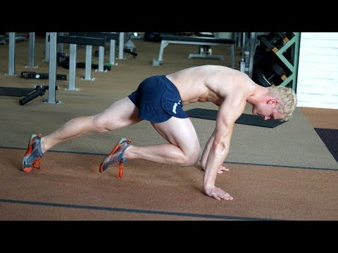 Dynamic Core Workout for Six Pack Abs