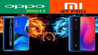 Oppo Reno2 z  vs  Xiaomi Mi9t Pro
