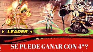 No Nat5s Guild War Teams =SkyFire= vs. HeroesVN Summoners war Sky Arena español