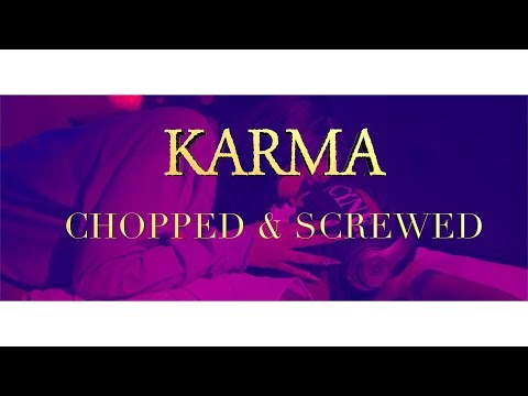 Queen Naija - Karma (VisualScrwed)