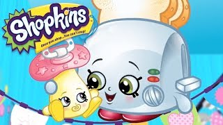 SHOPKINS Cartoon - BABY SITTING | Cartoons For Children