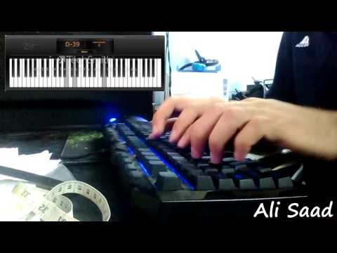 My Heart Will Go On (Titanic) - Virtual Piano