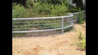 Cheap Garden Fence Ideas