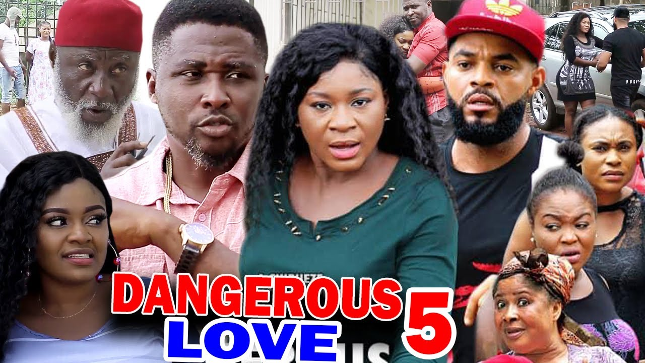 Download DANGEROUS LOVE SEASON 5 - (New Movie) Destiny Etiko 2020 Latest Nigerian Nollywood Movie Full HD