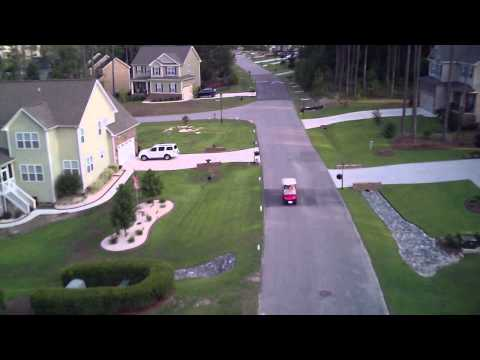 Ares Ethos FPV 2-minute flight.