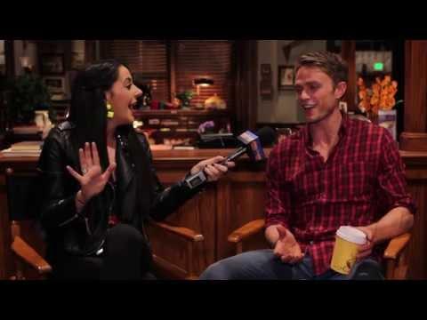 Wilson Bethel Talks Zade  Hart of Dixie Season 2 Funny !