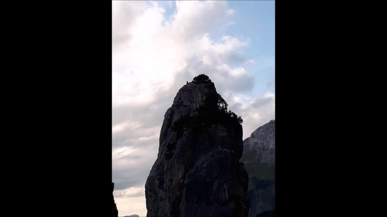 Klettersteig Uri : Via ferrata dhexensteig klettersteig hexensteig uri youtube